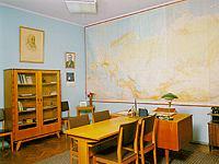 Мемориальный рабочий кабинет Ю.А. Гагарина