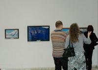 Выставка картин Николая Константиновича Рериха «Певец Священных гор» в Красноярском художественном музее имени В.И.Сурикова