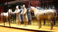 Терракотовая армия в Историческом музее