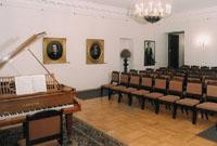 Экспозиции: Концертный зал