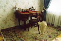 Фрагмент экспозиции Комната Н.П.Некрасова