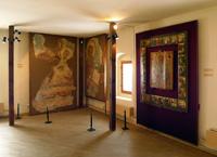 Экспозиции: Фрагмент экспозиции Дом Пречистые Богородицы на Тихвине. Зал №4