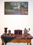 Образцы смальты и стекла созданных на основанном Ломоносовым заводе