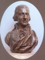 И.П.Прокофьев. Портрет А.Ф.Лабзина. 1802