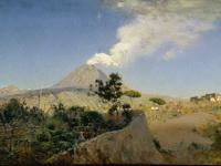 Везувий. 1891