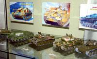 Экспозиции: Бронетехника Второй мировой войны