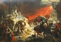 Экспозиции: К.П. Брюллов. Последний день Помпеи. 1833. Государственный Русский музей