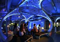 Международная выставка Научный тоннель