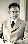 Б.А. Арбузов. Фото 1953 г.