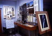 Аксаковский зал (стенд по истории основания ГУЗа)