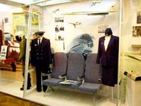 Второй зал. Гражданская авиация