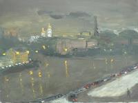 Константин Сутягин. Москва-река.