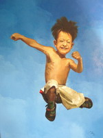 Морозова Инесса - Прыжок в небо