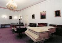 Зал клавишных инструментов