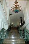 Экспозиции: Центральная лестница