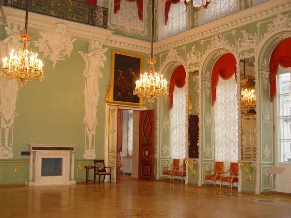 Экспозиции: Строгановский дворец (филиал Русского музея)