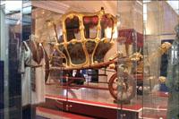 Экспозиции: Экспозиция XVIII в. Карета дворянская