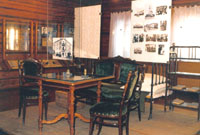 Мемориальный комплекс. Фрагмент экспозиции