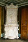 Камин в доме купца Дьякова
