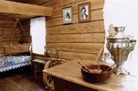 Интрерьер дома-музея А.В. Ширяевца