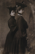 Выставка старинной фотографии 100 лет  назад в Доме Озерова