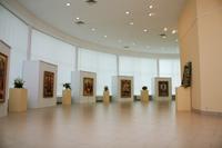 Выставка Иконы из храмов Коломны в Государственной Третьяковской галерее, сентябрь 2008 г.