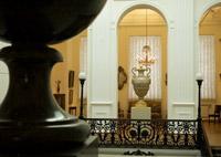 Вид с лестницы в историческом корпусе