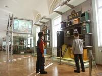 Экспозиционный зал История российской почтовой связи