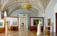 Открытие после реставрации залов Французского искусства в Эрмитаже
