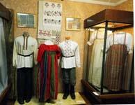 Выставка Письмо нитками