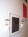 Грибы Малевича в Русском музее на выставке Приключения черного квадрата