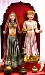 Экспозиции: Индийские новобрачные. Музей антропологии и этнографии