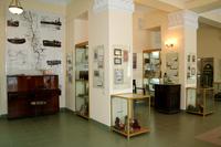 Музей книжной культуры и литературной жизни Верхнекамья Алконост