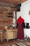 Историко-бытовая экспозиция дома-музея В.И.Чапаева