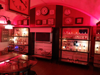 Зал, посвященный часофикации и автоматизации освещения