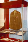 Китель генерал-майора А.М.Адгамова, участника парада Побезы 1945г, фотографии и документы