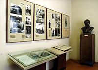 Зал №1. Фрагмент постоянной экспозиции.