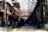 Историческая зона эко-индустриального технопарка Старый Демидовский завод. Мартеновский цех 1891 г.