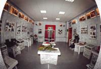 Экспозиции: Зал №2 - интерьер зала