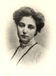 Н.Н. Литовцева, актриса Казанского театра в 1898 - 1900 гг., жена В.И. Качалова, актриса и режиссер МХТ с 1901 г.
