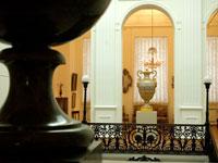 М.А. Гаврюшов. Вид экспозиции.2008. Радищевский музей