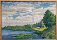 Экспозиции: Н.Ф.Бабушкин  Разлив