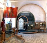 Экспозиции: Экспозиция музея