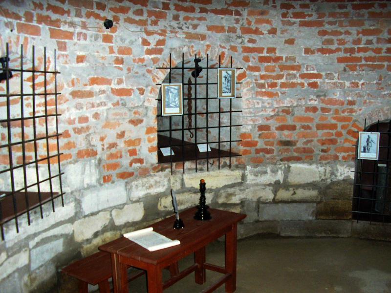 Экспозиции: Никитская башня