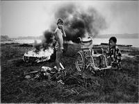 Экспозиции: Алан Гижа. Поселок Ноглики, Сахалин. 1998