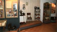 Интерьер жилой комнаты 1930-40 гг.