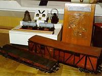 Экспозиция. История строительства Северной железной дороги