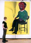 Музей нонконформистского искусства. Выставка Новый петербургский экспрессионизм, 2000