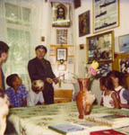 3-ий зал Кают-компания у экспозиции Оподвиге Варяга и Корейца в Чемульно