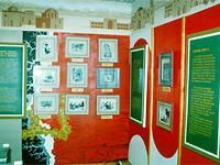 Экспозиция Мемориального музея Хакимова